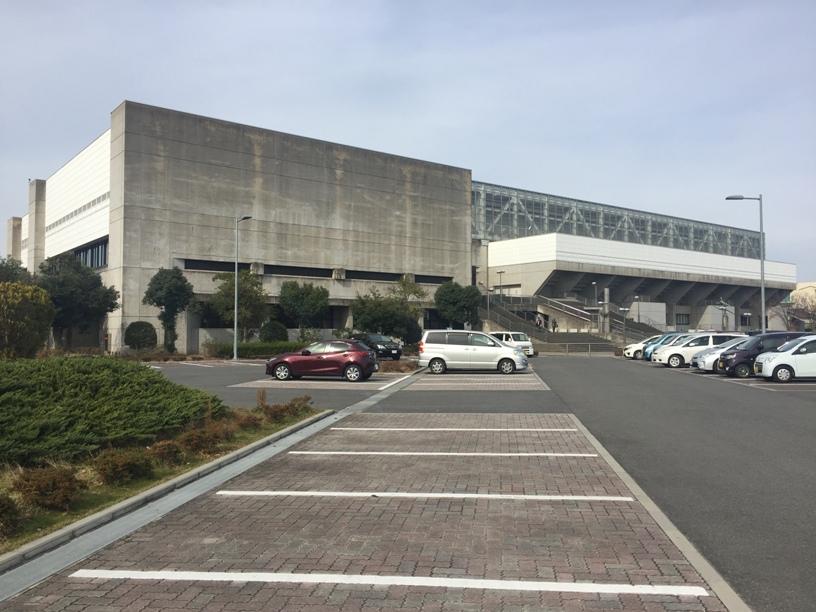 岡山県総合文化体育館